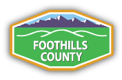 foothills county logo